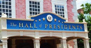magic-kingdom-hall-of-presidents-sign-entrance