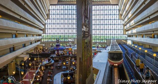 6 Secrets About Disney S Contemporary Resort DisneyDining