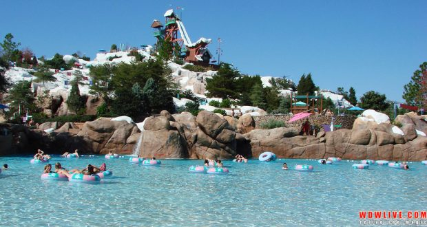 Blizzard Beach S Runoff Rapids Closed For Refurbishment At Walt Disney World Dining Information