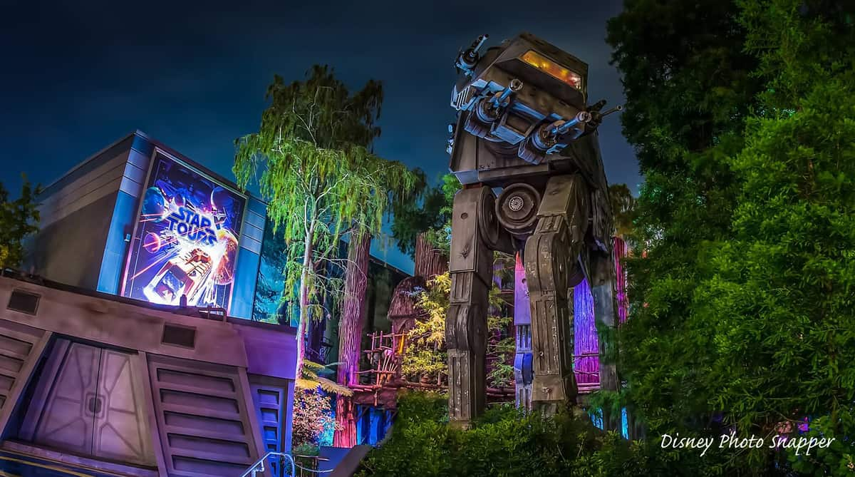 Star Tours Closed Disney Hollywood Studios