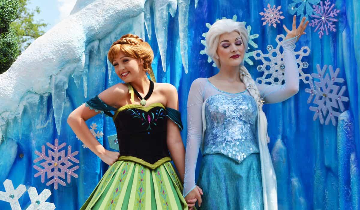 Getting Your Frozen Fix At Walt Disney World Disney Dining Information