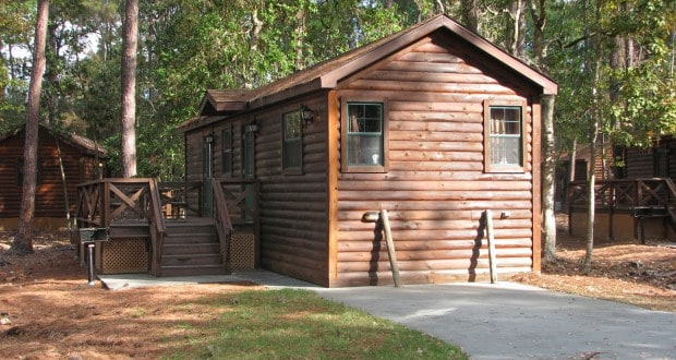 6 perks to staying at walt disney world s fort wilderness for Disney cabins fort wilderness