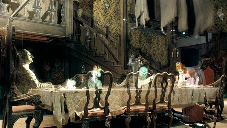 Top Ten Mind Blowing Facts Experiences At Haunted Mansion