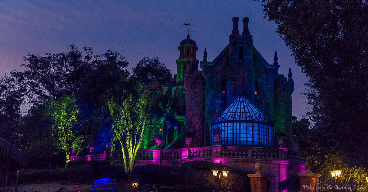 Top 5 Walt Disney World Rides That Are The Best At Night