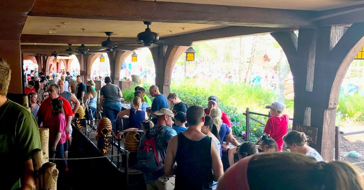 Top Ten Tips For Peak Days At Walt Disney World - Disney