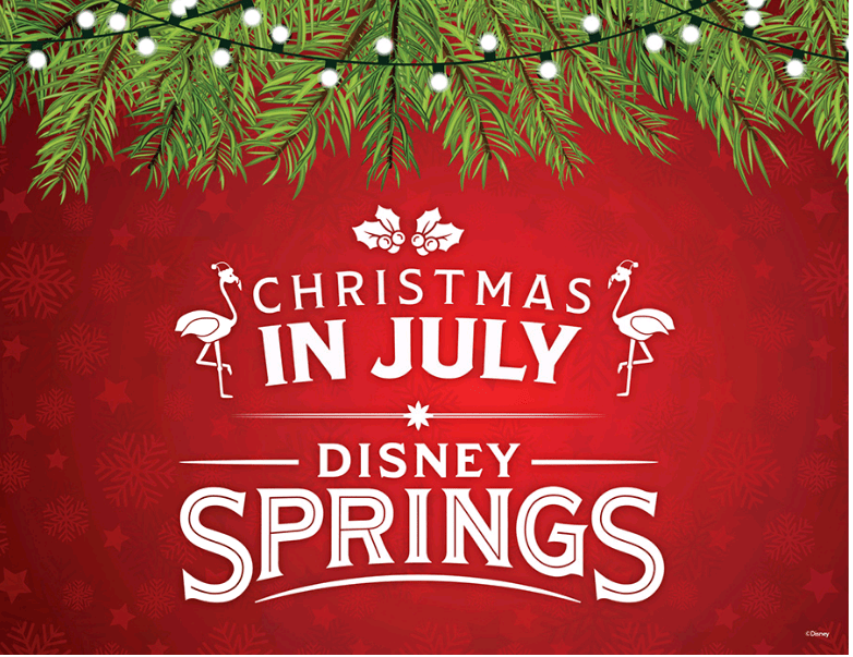 Disney springs to celebrate christmas in july at walt disney world disney springs to celebrate christmas in july at walt disney world disney dining information m4hsunfo