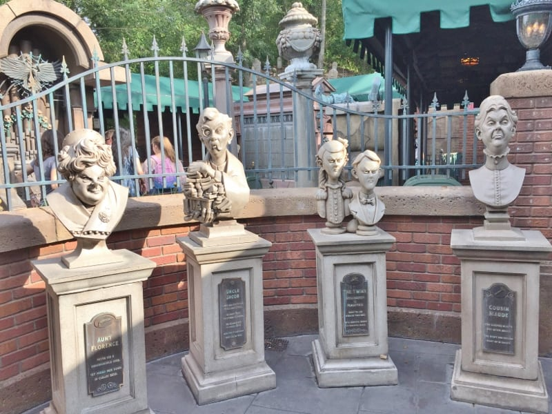 8 Cool Things About Haunted Mansion At Walt Disney World Disney