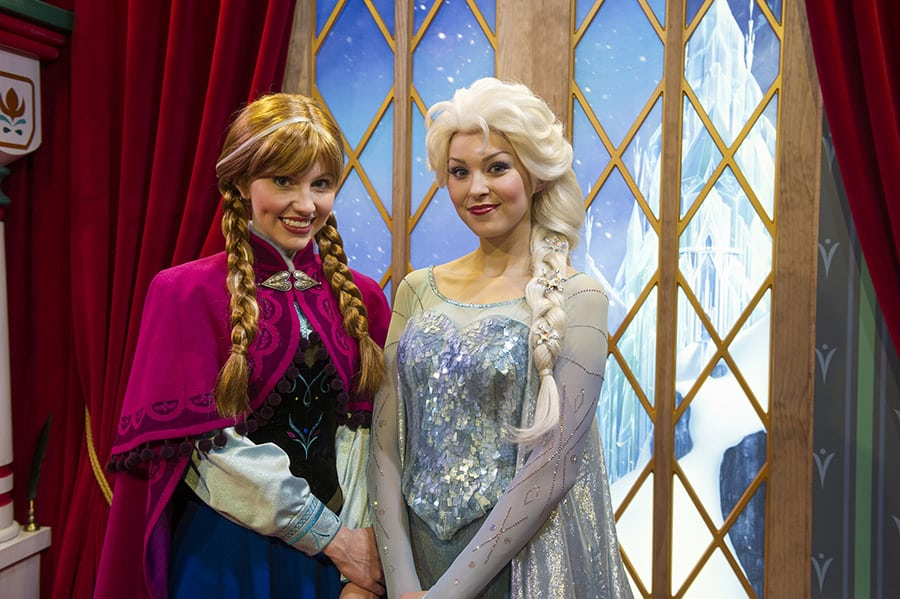 12 must do character meet and greets at walt disney world disney 12 must do character meet and greets at walt disney world 8 anna and elsa m4hsunfo