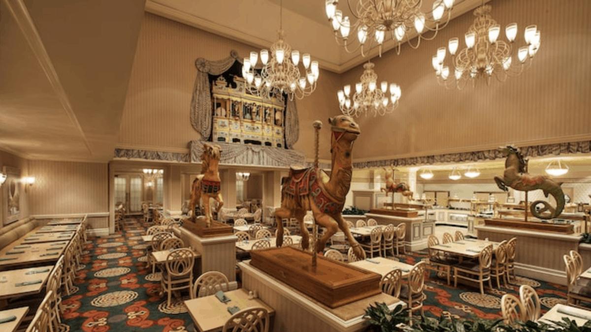 The Top 12 Walt Disney World Restaurants For Kids