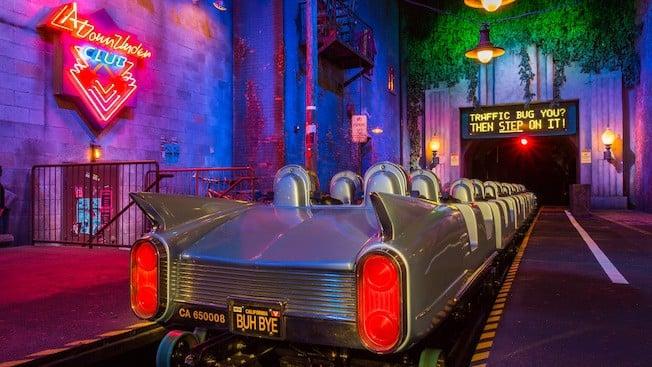 Rock N Roller Coaster Starring Aerosmith At Walt Disney