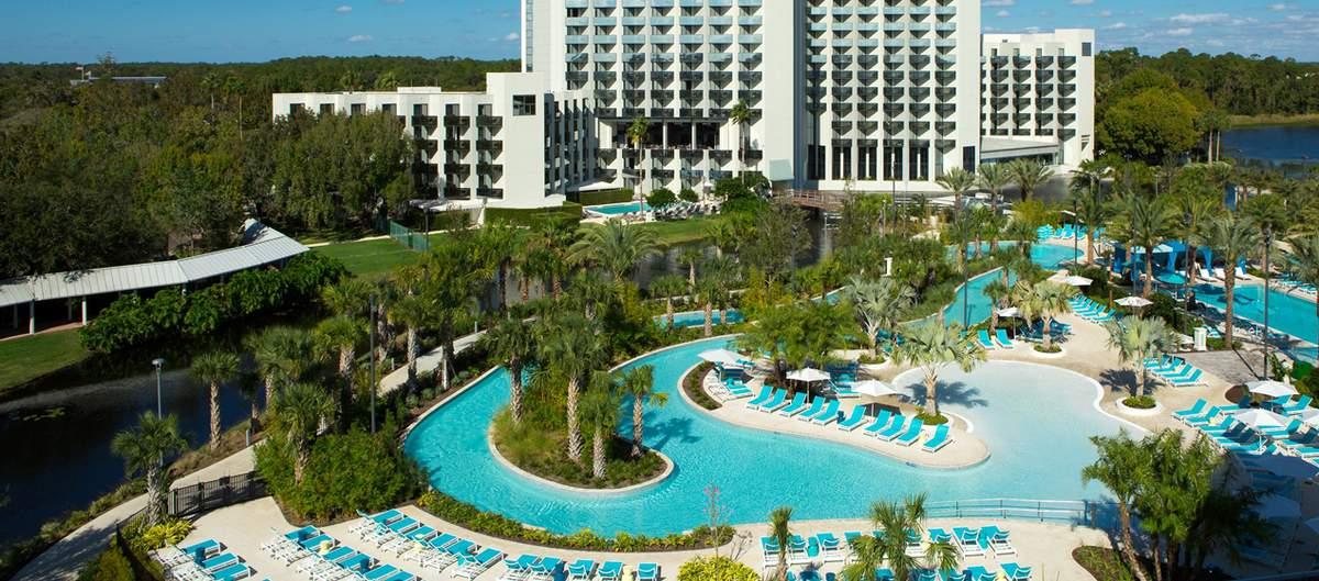 Hilton Hotels In Orlando Near Disney