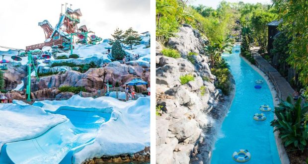 Blizzard Beach Vs Typhoon Lagoon Which One Should You Choose Disney Dining Information