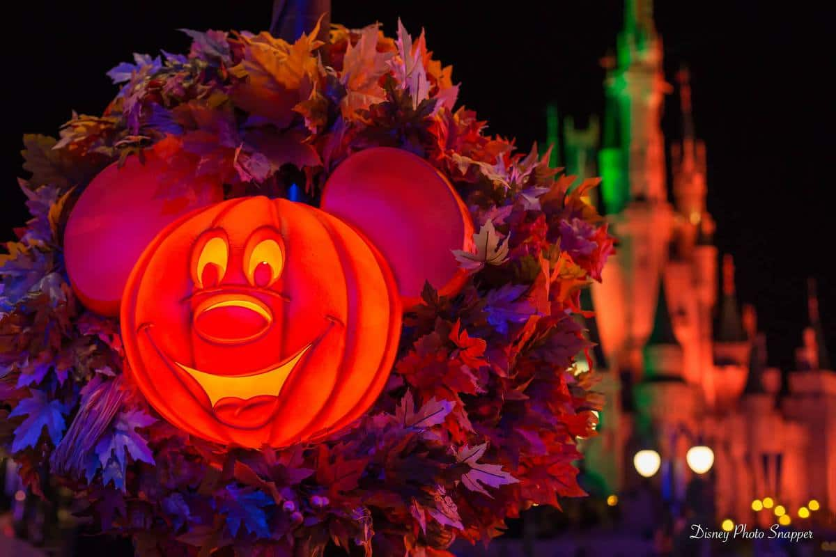 mickey's not-so-scary halloween party at walt disney world has