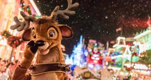 spending christmas day at walt disney world disney dining information