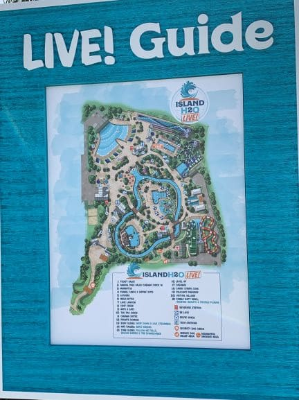 Island H2O Live! Is Now Open - Disney Dining Information