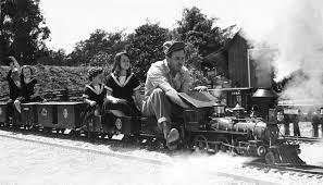 Walt and kids carolwood pacific