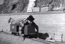walt carolwood pacific train
