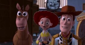woody jessie bullseye toy story 2