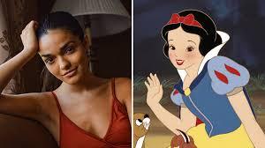 Rachel Zegler snow white remake merry