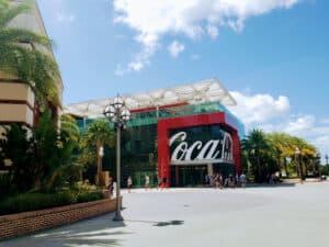 coca cola disney springs