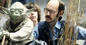 Master Yoda Frank Oz Star Wars Empire Strikes Back